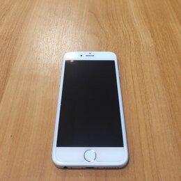 Мобильные телефоны - Смартфон Apple iPhone 6 - 64 Гб (Silver), 0