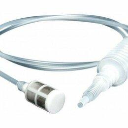 Аксессуары - Сифон переливной с грушей и сетчатым фильтром, 0