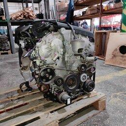 Двигатель и топливная система  - Двигатель VQ25DE Nissan Teana J32 (0704), 0