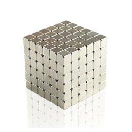 Головоломки - Магнитный НеоКуб (кубик 4мм) серебро, 0