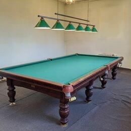 Столы - Бильярдный стол 12 футов, 45 мм, 0