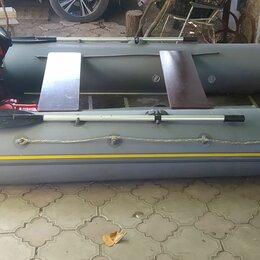 Надувные, разборные и гребные суда -  лодка пвх с мотором , 0