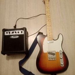 Электрогитары и бас-гитары - Электрогитара fender standard telecaster, 0