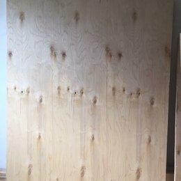 Древесно-плитные материалы - Фанера клееная обрезная сорт 4/4 1830*1525 21мм, 0