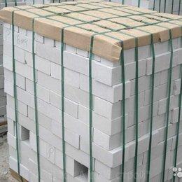 Строительные смеси и сыпучие материалы - Кирпич силикатный рядовой белый М-150, 0