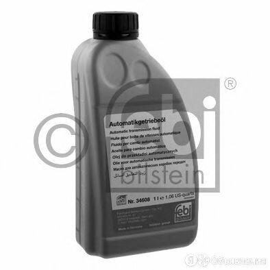 Масло трансмиссионное желтое atf m-1375.4 1л Febi 34608 по цене 875₽ - Масла, технические жидкости и химия, фото 0