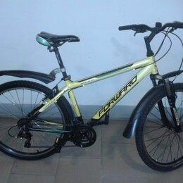 Велосипеды - Велосипед  Forward apache 1.0 жёлто-черный, 0