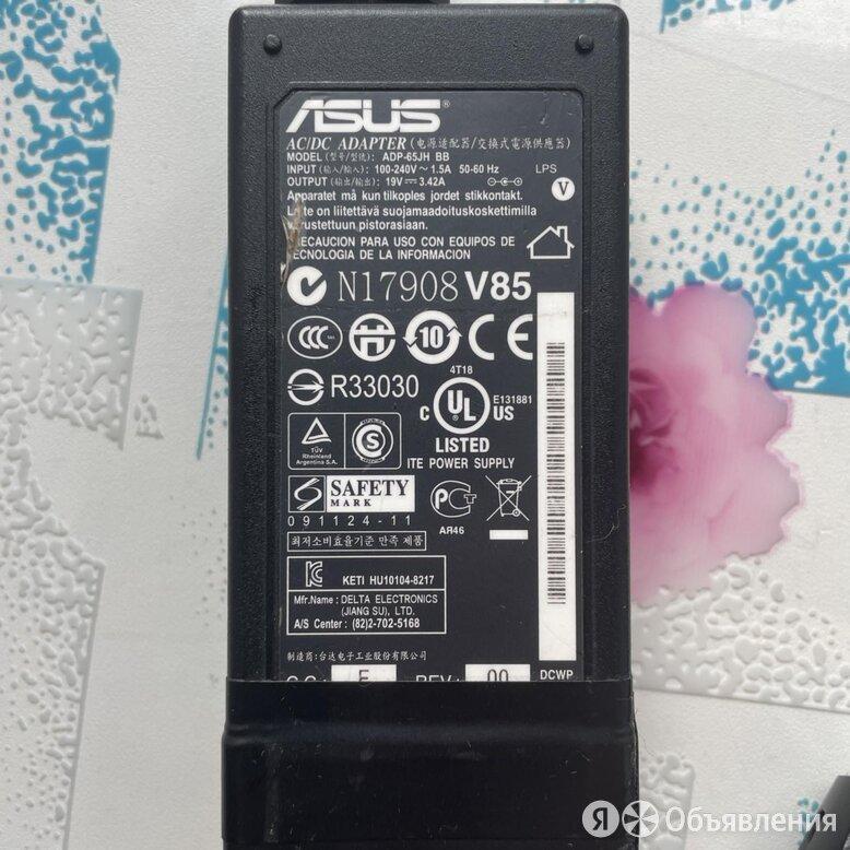 Блок питания Asus ADP-65JH 19V 3,42A 65W 5,5x2,5 по цене 500₽ - Аксессуары и запчасти для ноутбуков, фото 0
