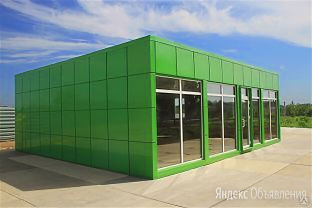 Торговый павильон киоск ларек по цене 25000₽ - Архитектура, строительство и ремонт, фото 0