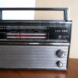 Радиоприемники - Радиоприемник ВЭФ-202, 0