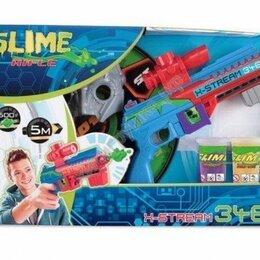 Игрушечное оружие и бластеры - Бластер Slime CH346, 0