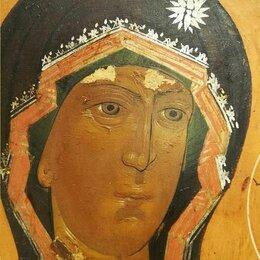 Иконы - икона Смоленская, 19 век, 0