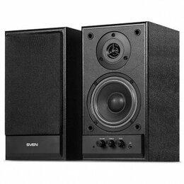 Компьютерная акустика - Sven SPS-702 2.0 40 (2x20) Вт. Black, 0