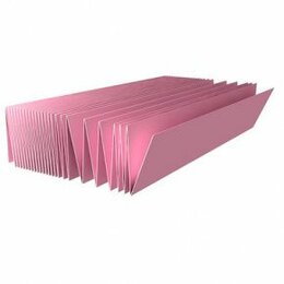 Подложка - Подложка Гармошка 8,4 (Розовая перфорированная 1,8), 0