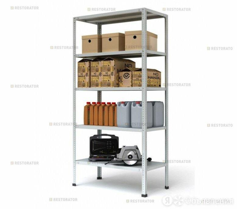 ПАКС Стеллажи с нагрузкой до 750 кг 700х600х1000 по цене 4680₽ - Мебель для учреждений, фото 0
