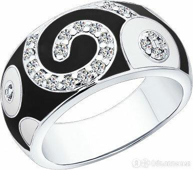 Кольцо SOKOLOV 94010397_s_17 по цене 1310₽ - Кольца и перстни, фото 0
