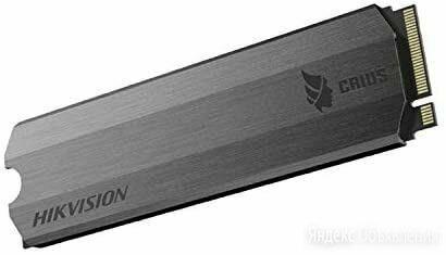 SSD Hikvision C2000 1TB по цене 8000₽ - Жёсткие диски и SSD, фото 0