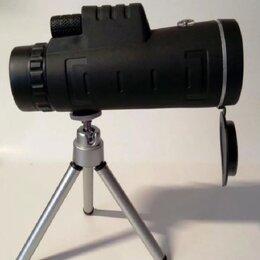 Бинокли и зрительные трубы - Монокулярный телескоп на ножках, 0