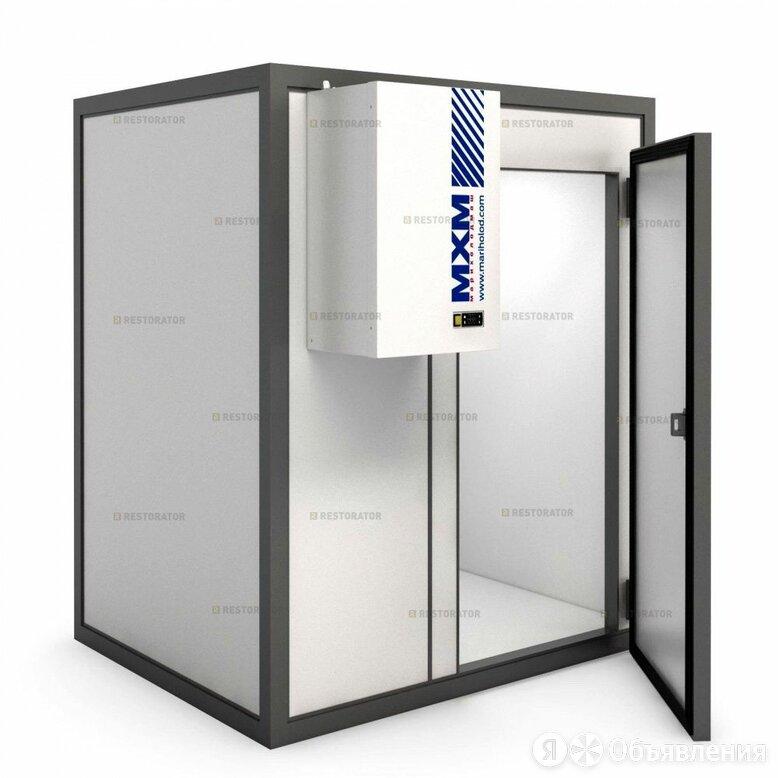 Марихолодмаш Холодильная камера Марихолодмаш КХ-10,28 (1400х4400) по цене 120000₽ - Холодильные шкафы, фото 0