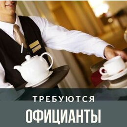 Официанты - Требуется официант в кафе. , 0