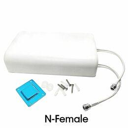 Антенны и усилители сигнала - Комнатная круговая настенная антенна GSM MIMO (700-2100Мгц, 9дБ) GSM07 , 0