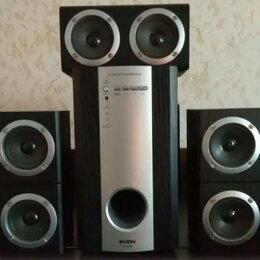 Акустические системы - Колонки 5,1 (акустика), 0