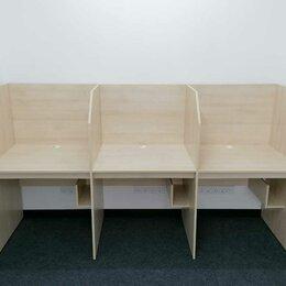 Мебель для учреждений - Кабинки для колл центра из лдсп столы с перегородками, 0
