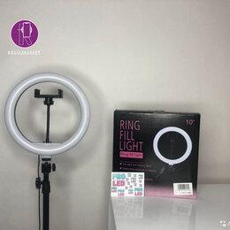 Камеры - Кольцевая лампа - все модели ламп со штативом и, 0