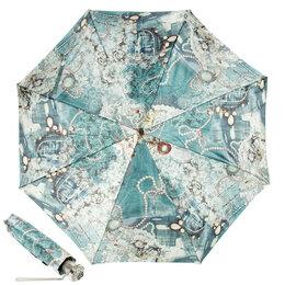 Зонты от солнца - Зонт складной Auto Biju Lux Pasotti- новый , 0