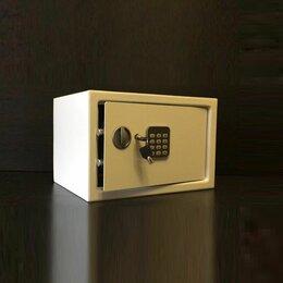 Сейфы - Пистолетный сейф с цифровым замком Л-35-ЕЛ, 0