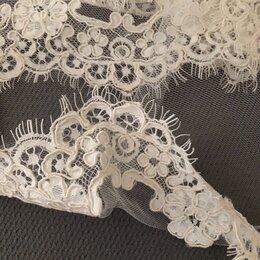 Аксессуары - Свадебная фата цвет айвори, 0