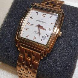 Наручные часы - Часы Romanson с автоподзаводом , 0