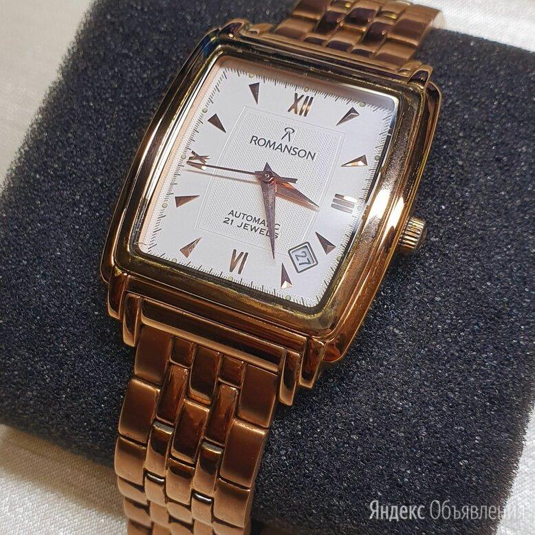 Часы Romanson с автоподзаводом  по цене 3500₽ - Наручные часы, фото 0