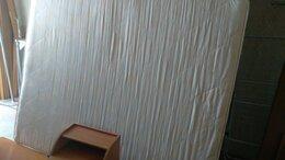 Кровати - Продается 2-х спальная кровать с матрасом б/у  …, 0
