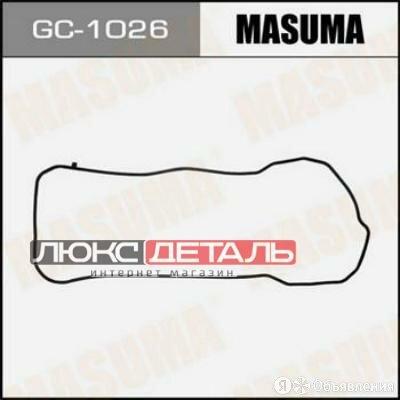 MASUMA GC1026 ПРОКЛАДКА КРЫШКИ КЛАПАННОЙ  по цене 425₽ - Двигатель и комплектующие, фото 0