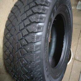 Шины, диски и комплектующие - Автомобильная шина Таганка 205/70 R 14 зимняя шипованая б/у, 0