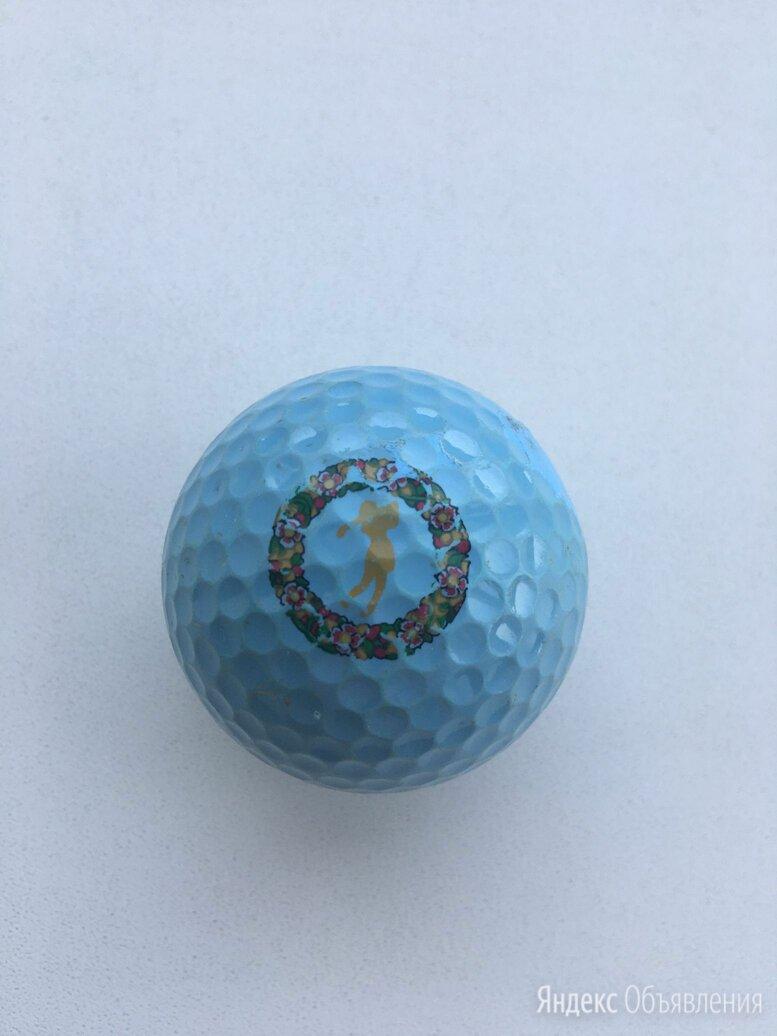 Цветной мяч для гольфа «Golden Girl» по цене 400₽ - Гольф, фото 0