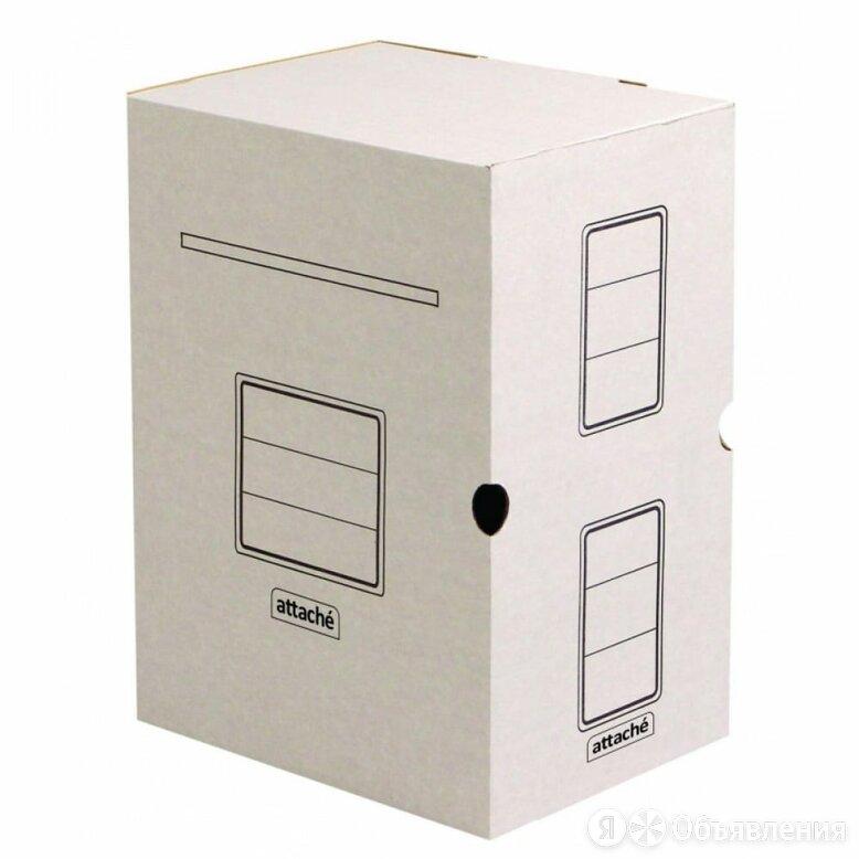 Архивный короб Attache 809773 по цене 829₽ - Упаковочные материалы, фото 0