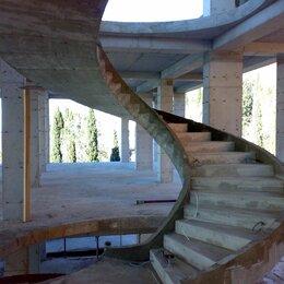 Архитектура, строительство и ремонт - Монолитные лестницы, 0