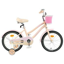 """Велосипеды - Велосипед 16"""" Graffiti Flower, цвет персиковый/розовый   5267471, 0"""