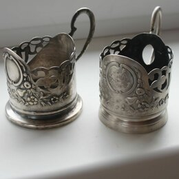 Посуда - Подстаканник богдан хмельницкий мнц, 0