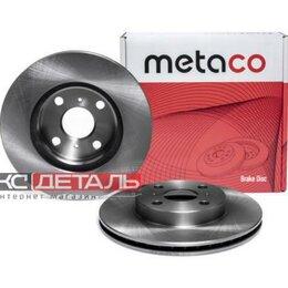 Тормозная система  - METACO 3050164 Диск тормозной передний вентилируемый , 0