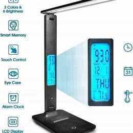 Настольные лампы и светильники - Настольная лампа LED с экраном, 0