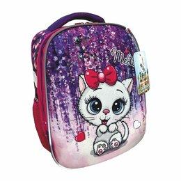 Рюкзаки, ранцы, сумки - Ранец школьный, светоотражающие элементы НОВЫЙ, 0
