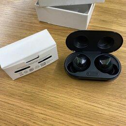 Наушники и Bluetooth-гарнитуры - Беспроводные наушники Samsung Galaxy Buds+, black, 0