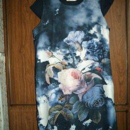 Платья - Платье(Турция) 100% лён, 52 разм., 0
