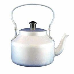 Туристическая посуда - Чайник СЛЕДОПЫТ PF-CWS-P16, 3 л алюминий, 0