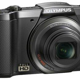 Фотоаппараты - Цифровой фотоаппарат Olympus SZ-20 Black, 0