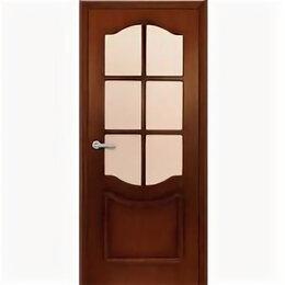 Межкомнатные двери - Владимирские двери Классика 2ДР3 Орех, 0