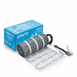 Электрический теплый пол и терморегуляторы - Нагревательный мат ensto finnmat160 8 кв.м 160 (1280) Вт, 0